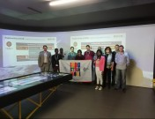 Studenti in visita alla Engineering D.HUB S.p.A.
